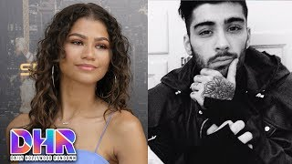 Zendaya Reveals She Was Cheated On- Zayn Teases New Song