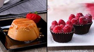 2 Идеальных рецепта со сгущёнкой! И другие оригинальные десерты