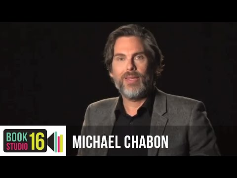 Vidéo de Michael Chabon
