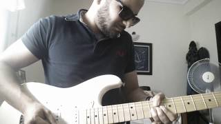Ain't Going Down This Time Jam/Cover By /// Ismael Fatisse
