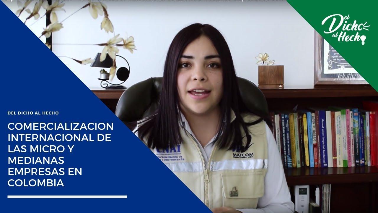 Alianza del Pacifíco - Comercialización internacional de las micro medianas empresas de Colombia