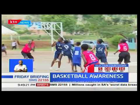 Basketball awareness: Commission wants standards raised