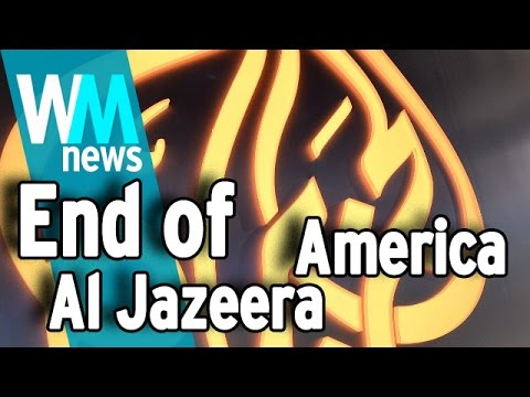 Top 10 End Of Al Jazeera America Facts – WMNews Ep. 59