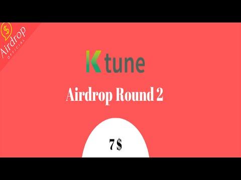 Ganhe 70 KTT Tokens Gratuitamente no Airdrop Bot K-Tune !!