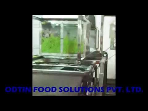 Vegetable Processing Plant