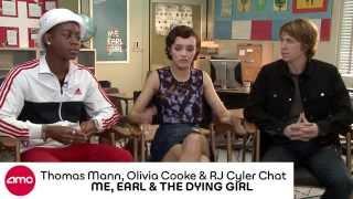 Interview: Thomas Mann, Olivia Cooke & RJ Cyler pour AMC Movie News