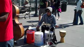 Street Music in San Francisco 2