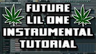 Future: Lil One Instrumental With Tutorial - Gutta Beatz Juugin