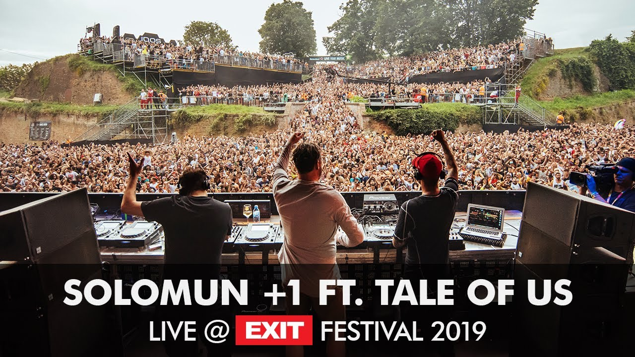 Solomun b2b Tale Of Us - Live @ Exit Festival 2019