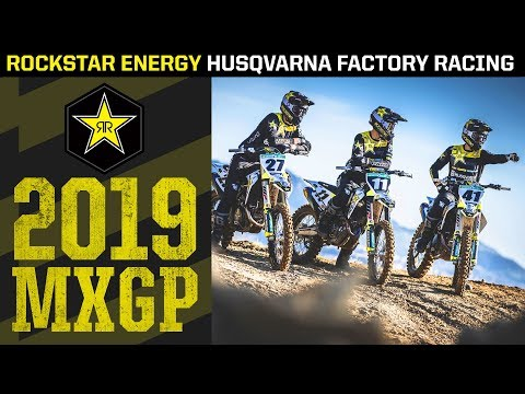 2019 ICE ONE Team | Rockstar Energy Husqvarna Factory Racing