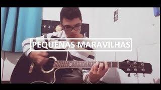 Pequenas Maravilhas - A família do futuro   cover - Matheus Borges