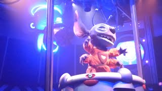 Stitch's Great Escape Full POV at Walt Disney World
