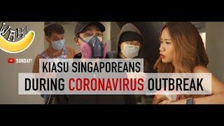 Kiasu Singaporeans During CoronaVirus Outbreak