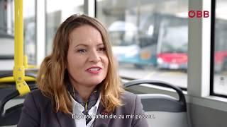 Postbuslenkerin Renate Leninger