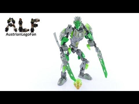Vidéo LEGO Bionicle 71305 : Lewa - Unificateur de la Jungle