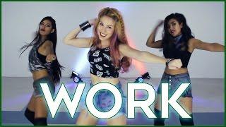 Rihanna feat Drake - WORK | Coreografía - A bailar con Maga