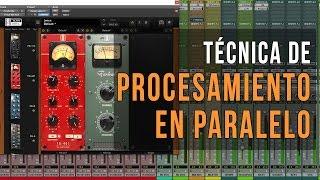 Mejora el sonido de tu mezcla con Procesamiento Paralelo