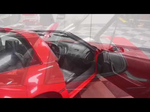 Video of 1990 Corvette located in Georgia - MZ8M
