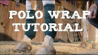 Polo Wrap Tutorial