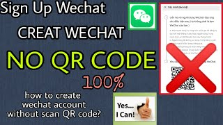 Wechat Without Phone
