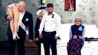 Мужик хорошо отдохнул на свадьбе у друзей - ПОДБОРКА ПРИКОЛОВ - Дизель Шоу ЛУЧШЕЕ