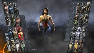 Injustice: Gods Among Us Arcade #15- Wonder Woman