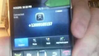 Blackberry Bold 9700 6.0.0.461 leak weird call bug