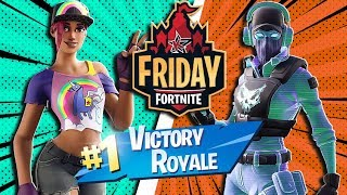Fortnite Friday Week #1 ($10,000 Prize Pool) - The BEST Fortnite YouTuber Royale w/ Matthew Espinosa