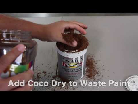How to Harden Oil Based Paint