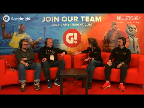 DevGAMM Minsk 2019 Official Live Stream: Day 2