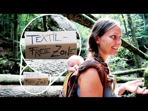 Textil-Freie Zone | Vegan Feeling Sommerfestival Tag 1 | Scherzingers Videos #119