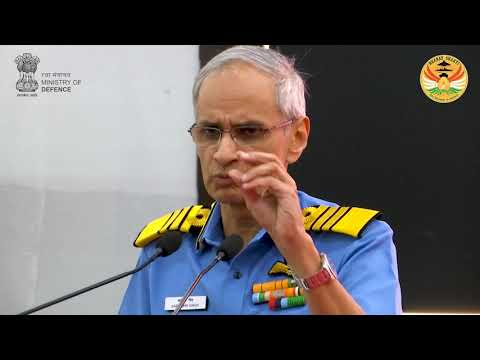 Admiral Karambir Singh, CNS Delivering Address at 4th Defence Attaches Conclave on 18 Oct 2019
