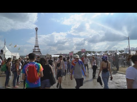 Depeche Mode, Gorillaz, Kasabian & Bastille headline Lollapalooza Paris