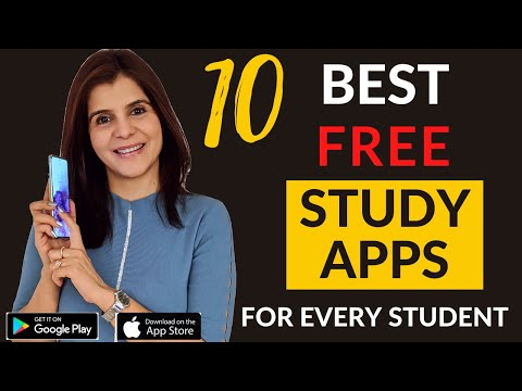 Top 10 Free Study Apps For Students (Not Sponsored) | Study Tips By Chetna - ChetChat