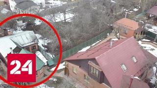 У Алексея Баталова сосед отбирает землю