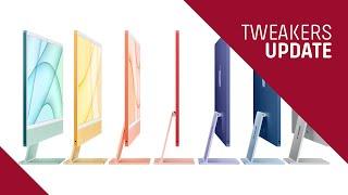 Tweakers Update - Apple kondigt nieuwe iMac en iPad Pro aan