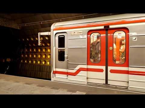Test: Natáčení obrazu a zvuku v pražském Metru (2) 4K