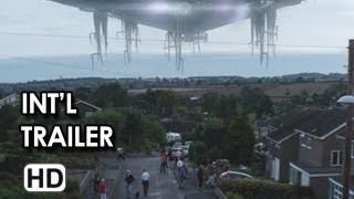 Alien Uprising International Trailer 2013  JeanClaude Van Damme Movie HD