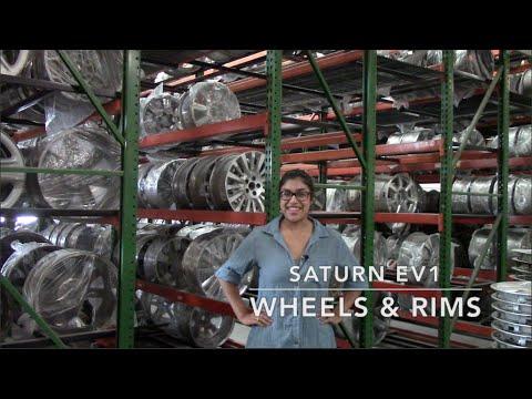 Factory Original Saturn EV1 Wheels & Saturn EV1 Rims – OriginalWheels.com