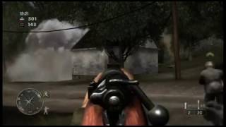 Call of Duty 3 Gameplay - Charlatans - A Man Needs to be Told