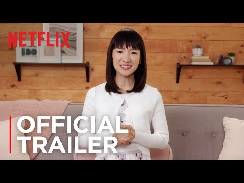Marie Kondo Makes Tidying Up Fun With New Netflix Show