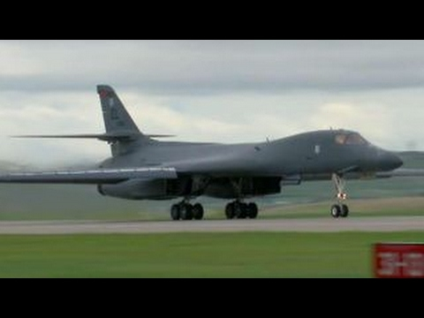 US, South Korea conduct joint bomber drills