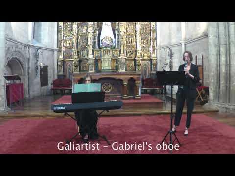 Gabriel's oboe-Piano y clarinete
