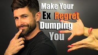8 Ways To Make Your EX Regret Breaking Up With YOU! How To Make Your EX Jealous