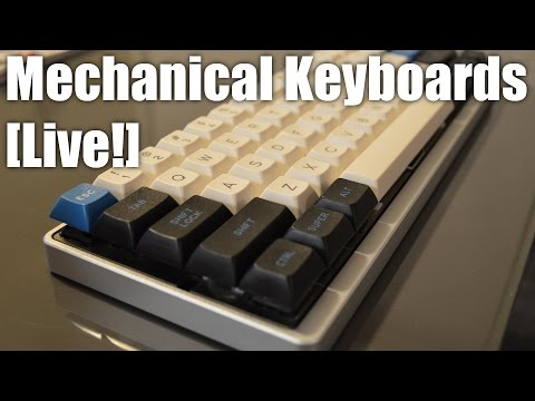 Live! Mechanical Keyboards