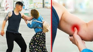 30 EASY SELF-DEFENSE TIPS THAT MAY SAVE YOUR LIFE ONE DAY