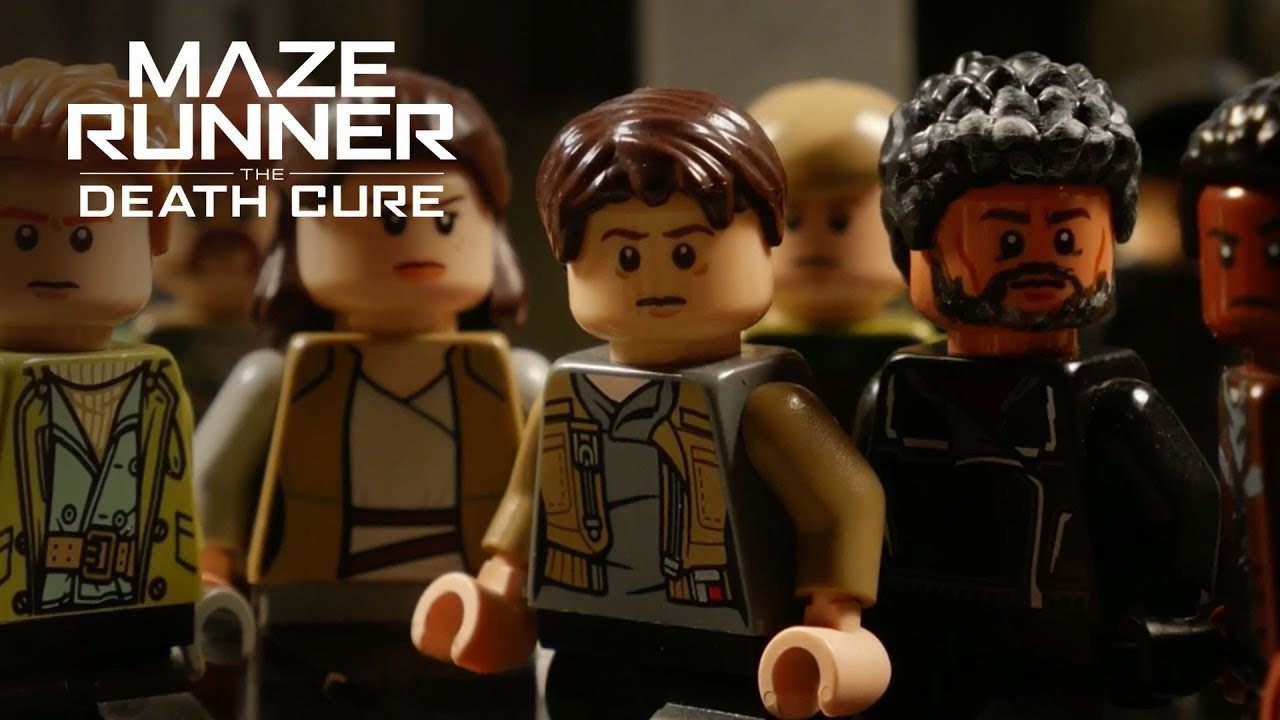 Maze Runner: The Death Cure - Lego Trailer