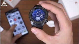 Huawei Watch 2 Unboxing: I'm Running a Half Marathon!
