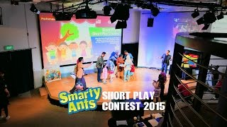 Smarty Ants: Short Play Contest 2015
