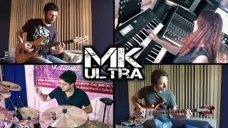 Learning To Live - Dream Theater (Instrumental Cover by MK ULTRA) Split Screen Tribute HD 1080p